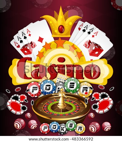 casino gambling money poker entertainment