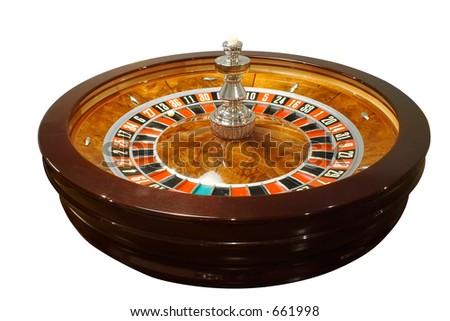 Casino, roulette #2 - stock photo