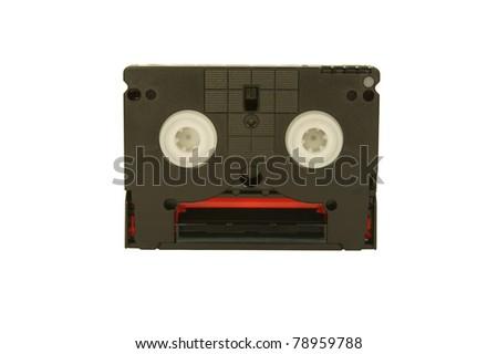 Cassette - stock photo