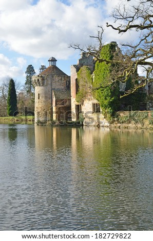 Castle , Kent, UK - stock photo
