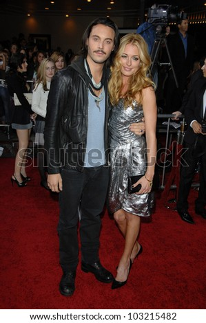 "Cat Deeley and Jack Huston at the ""The Twilight Saga: New Moon"" Los Angeles Premiere, Mann Village Theatre, Westwood, Ca. 11-16-09"