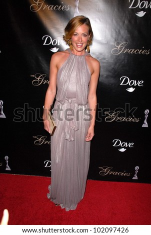 Cat Deeley at the 35th Annual Gracie Awards Gala, Beverly Hilton, Beverly Hills, CA. 05-25-10
