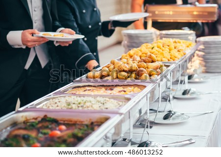Catering Service Stock Images Royalty Free Vectors