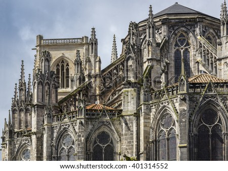 Cathedral of St. Andre.