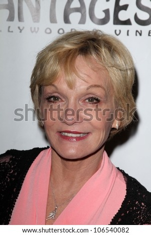 "Cathy Rigby at the Opening Night Of ""Million Dollar Quartet,"" Pantages, Hollywood, CA 06-19-12"