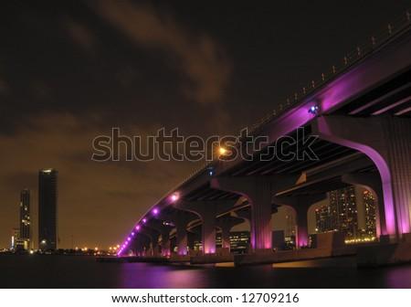 Causeway Dramatic View - stock photo