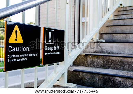 Slippery Steps Stock Images Royalty Free Images Amp Vectors