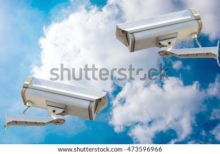 cctvs  systems On the sky