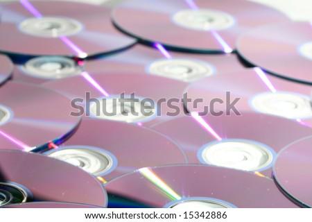 cd background - stock photo
