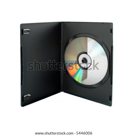 CD-disk with color variations in box