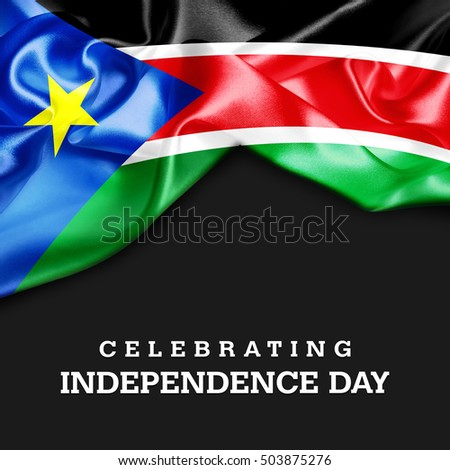 Celebrating South Sudan Independence Day