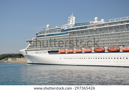 Celebrity Reflection cruises from Dublin, Ireland on 06/03 ...
