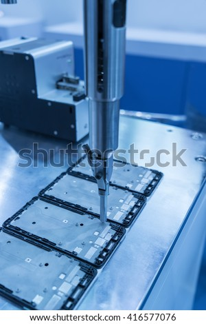 cell phone assembly equipment