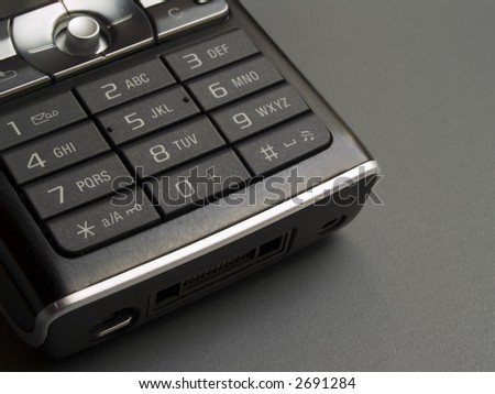 Cellphone Keypad
