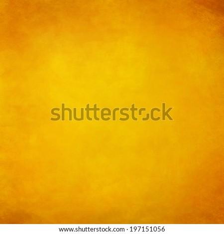 cement orange background - stock photo