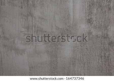 Cement wall background 5 - stock photo