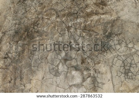 Cement wall background. - stock photo
