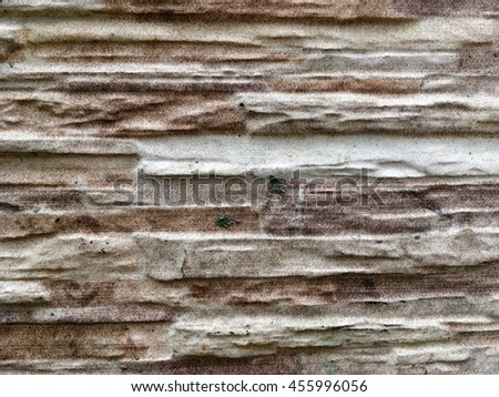 Cement wall background texture - stock photo