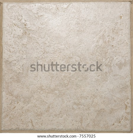 Ceramic tile, good use for texture - stock photo