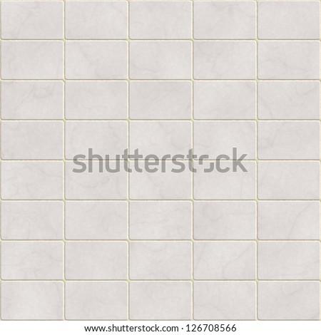 Ceramic tiles. Seamless texture. - stock photo