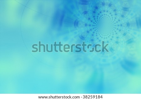 CG abstract backgrounds - stock photo