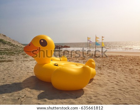 Rubber Duck Toy Rubber Stock Photo 288176342 - Shutterstock