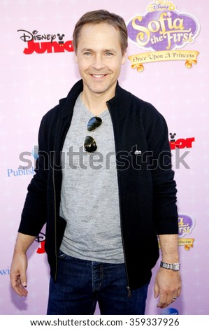 "Chad Lowe at the Los Angeles premiere of ""Sofia the First: Once Upon a Princess"" held at the Disney Studios in Los Angeles, United States on November 10, 2012."