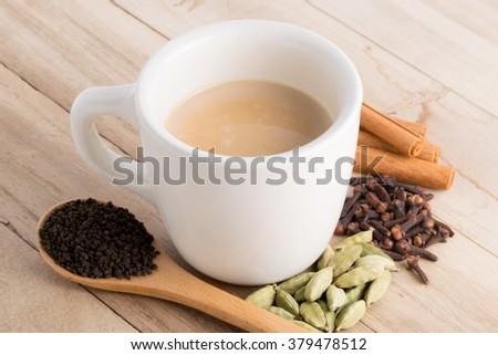 Chai - stock photo