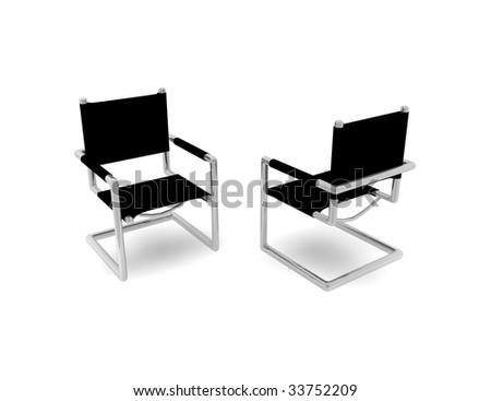 chairs - stock photo