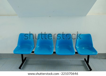 chairs for Waiting