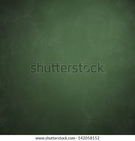 Chalkboard texture background with copy space - stock photo