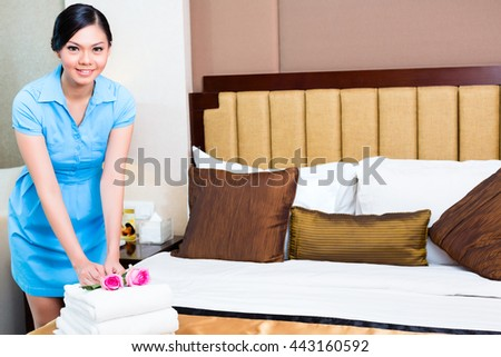 Asian room service