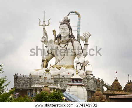 Char Dhaam at Sikkim - stock photo