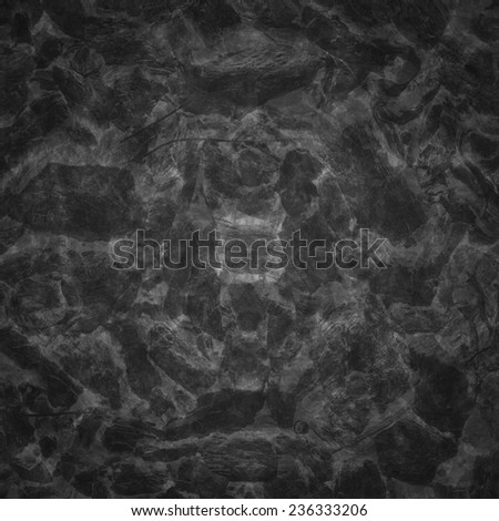 charcoal embers - stock photo