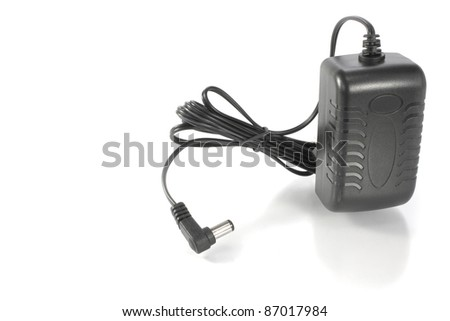 charging for phone - stock photo