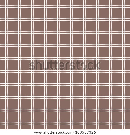 Check Seamless pattern. Raster version. Geometrical background. Pastel light set. Seamless pattern can be used for wallpaper, pattern fills, web page background, surface textures - stock photo