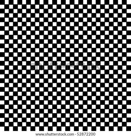 checker board - stock photo