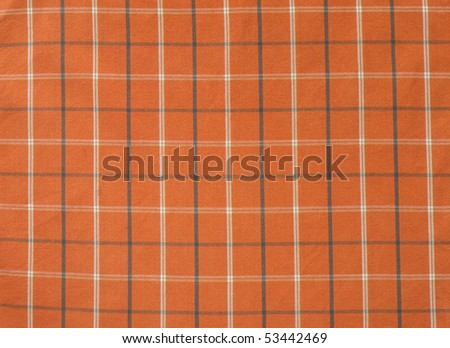 checker textile background - stock photo