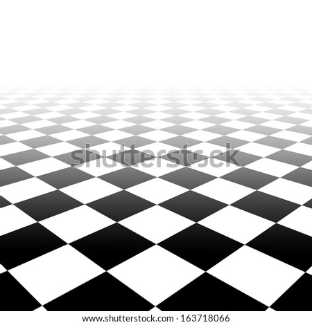 Checkered texture 3d background. Abstract. Design concept - stock photo