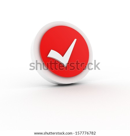 checkmark Button