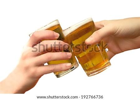 Cheers! - stock photo