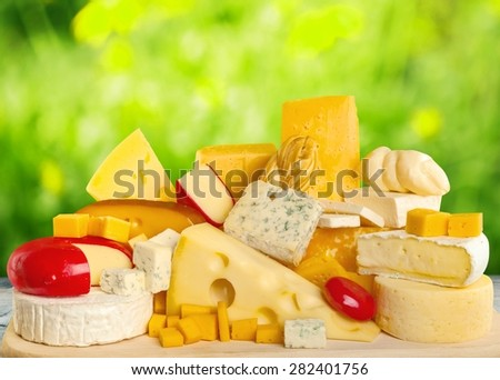 Cheese, Dairy Product, Variation.
