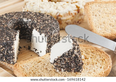 Cheese pepper - stock photo