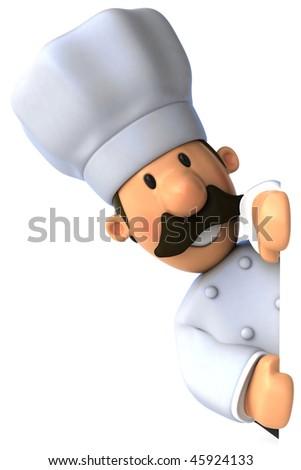 Chef - stock photo