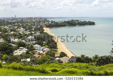 Cheltenham Beach View from North Head