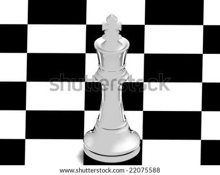 Chess: White King