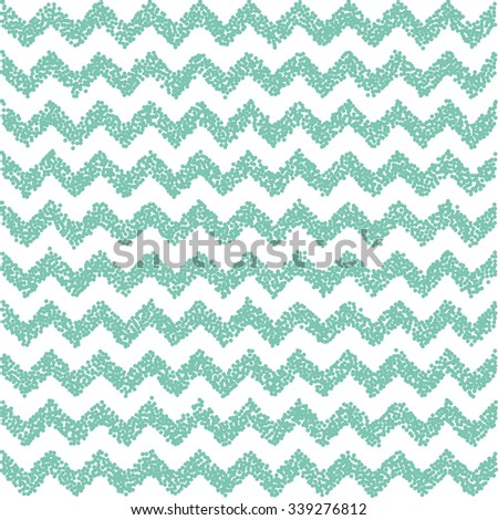 Chevron dotted background