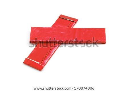 chewing gum  - stock photo