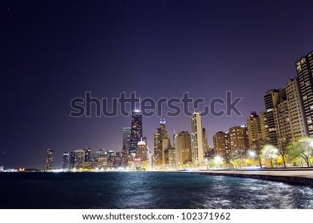 Chicago - stock photo