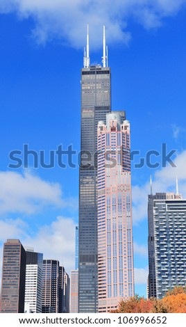 Sears Tower Stock Images, Royalty-Free Images & Vectors | Shutterstock